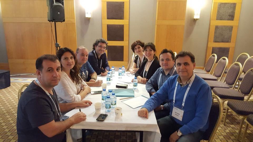 Psikiyatri Uzmanımız Dr. İbrahim Karakaya Antalya'da düzenlenen 22. Yıllık Eğitim Sempozyumu'na katılmıştır.