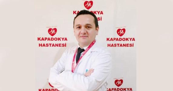 Uzm. Dr. İbrahim Karakaya  Hasta Kabulüne Başlamıştır