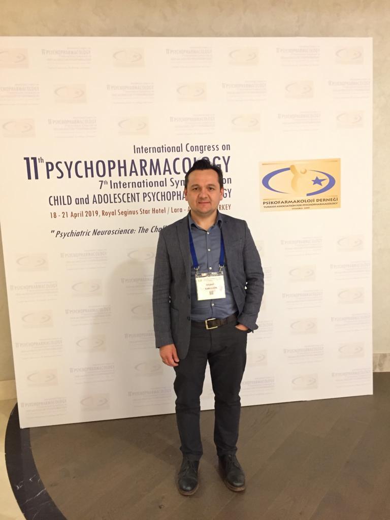 11. Uluslararası Psikofarmakoloji Kongresi & 7. Uluslararası Çocuk ve Ergen Psikofarmakolojisi Sempozyumu